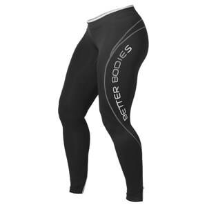 Better Bodies Fitness Long Tights, black, Better Bodies