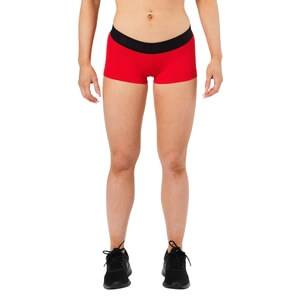 Better Bodies Fitness Hotpant, scarlet red, large