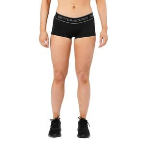 Better Bodies Fitness Hotpant, black, small