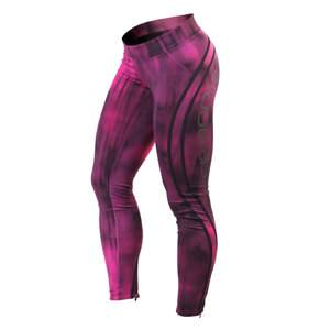 Better Bodies Grunge Tights, hot pink, small