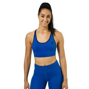 Better Bodies Sports Bra, strong blue, large