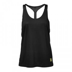 Better Bodies Loose Fit Tank, black, small