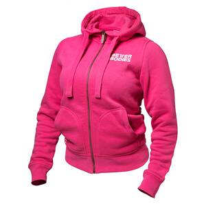 Better Bodies BB Soft Hoodie, hot pink, large