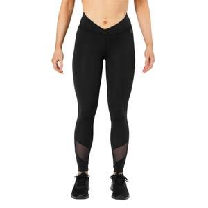Better Bodies Wrap Tights, black, small