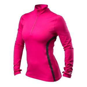 Better Bodies Performance Mid L/S, hot pink, Better Bodies