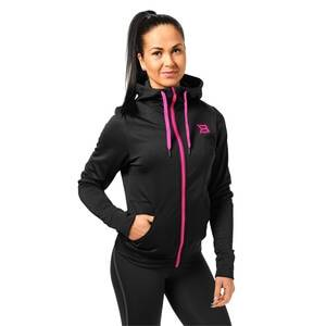 Better Bodies Performance Hoodie, black, small