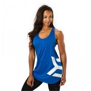 Better Bodies Chelsea T-Back, strong blue, small
