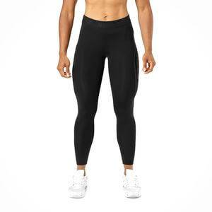 Better Bodies Fitness Curve Tights, black, small