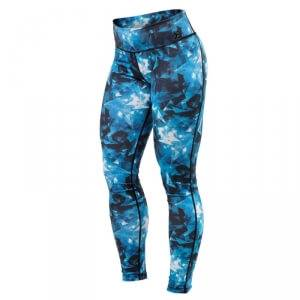 Better Bodies Crystal Tights LIMITED, bright blue, xsmall