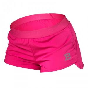 Better Bodies Madison Shorts, hot pink, small