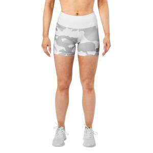 Better Bodies Chelsea Hotpants, white camo, small