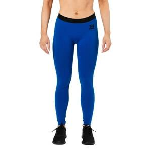 Better Bodies Astoria Curve Tights, strong blue, xsmall