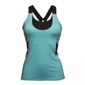 Daily Sports Pump It Up Tank, atomic blue, Daily Sports