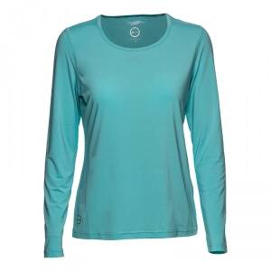 Daily Sports Base L/S Tee, opal, large