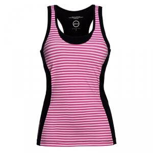 Daily Sports Force Tank, knockout pink, medium
