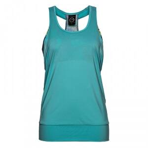 Image of Daily Sports Free Long Tank, opal, Daily Sports