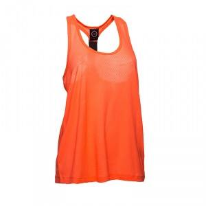 Daily Sports Air Tank, papaya, xsmall