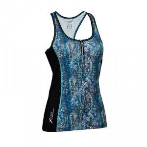 Daily Sports Snake Tank, navy, large