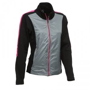 Daily Sports Distance L/S Jacket, black, small