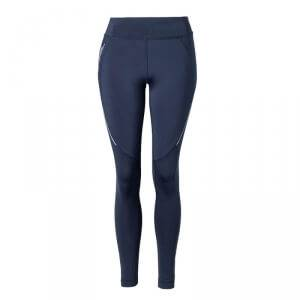 Daily Sports Fitness Tights, navy, small
