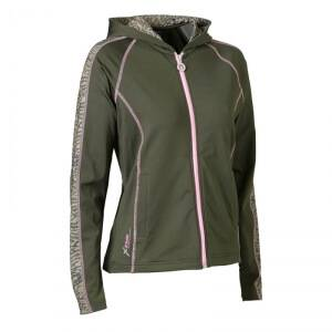 Daily Sports Boot Camp Jacket, cactus, small