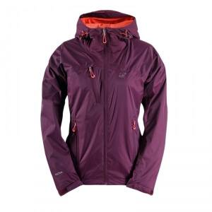 2117 of Sweden Lidk�ping Hybrid Outdoor Jacket, dark lavender, 2117