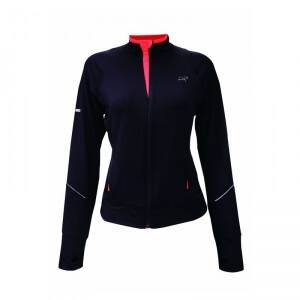 2117 of Sweden Running Jacket Link�ping, black, 42