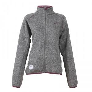 2117 of Sweden Torup Flatfleece Jacket, dark grey, 34