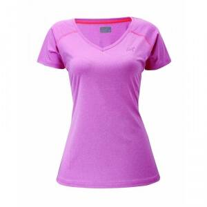 2117 of Sweden Running Top Link�ping, cerise melange, 44