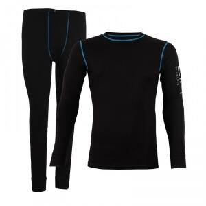 2117 of Sweden L�ng� Underst�ll Set, black, xlarge