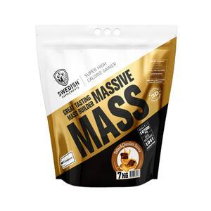 Swedish Supplements Massive Mass, 7 kg, Toffee & Chocolate