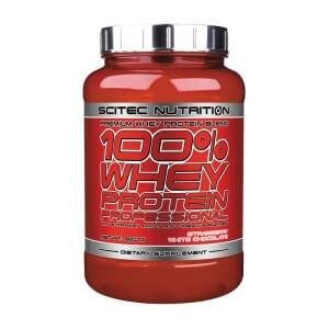 Scitec Nutrition 100 % Whey Protein Professional, 920 g, chocolate cookies & cream