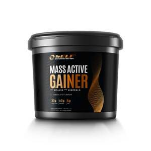 Self Omninutrition Active Whey Gainer, 4 kg, Strawberry