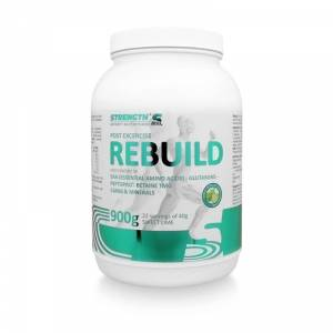 Strength Sport Nutrition Rebuild, 900 g, Lemon Lime