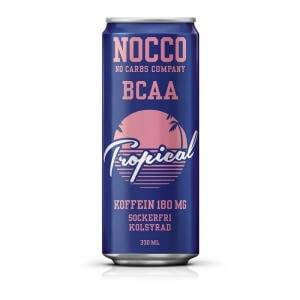 NOCCO BCAA Limited Summer Edition, 330 ml, Tropical