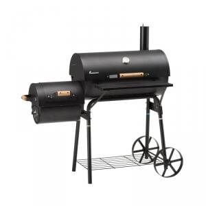 Landmann Kolgrill Tennessee 200 barbecue smoker, Landmann