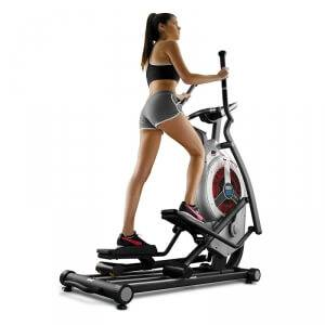 BH Fitness Crosstrainer i.Cross 1000 HIIT Dual, BH Fitness