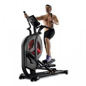 BH Fitness Crosstrainer i.Cross 3000 HIIT Dual, BH Fitness