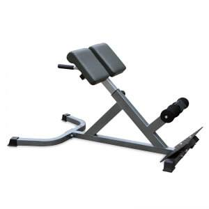 Master Fitness Back Trainer Silver I, Master