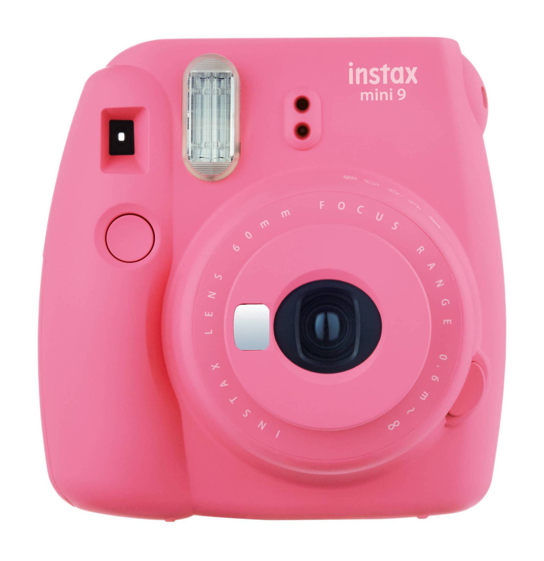Focus Fujifilm Instax Mini 9 - Flamingo Pink