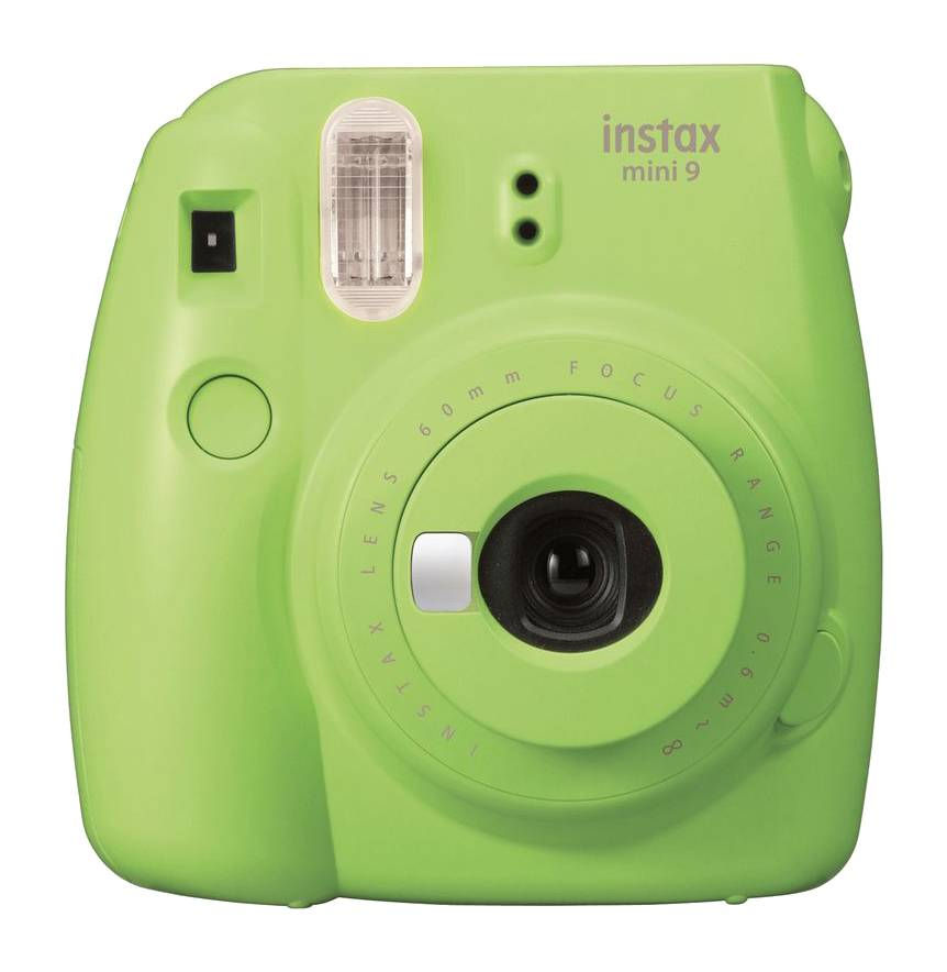 Focus Fujifilm Instax Mini 9 - Lime