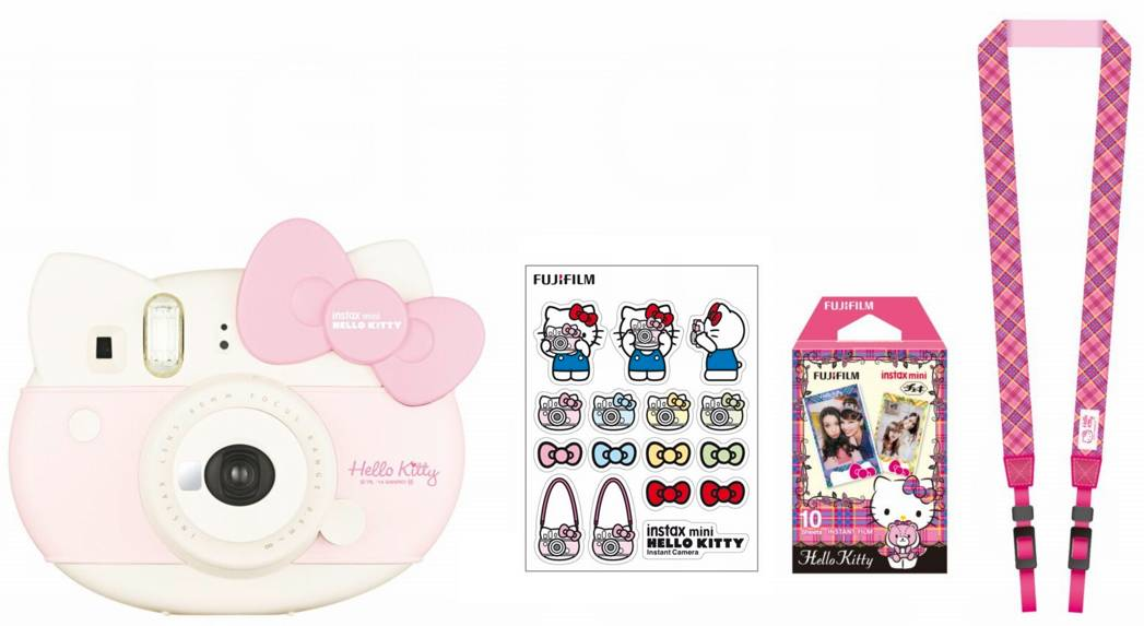 Difox Fujifilm Instax Mini 8 Kit - Hello Kitty