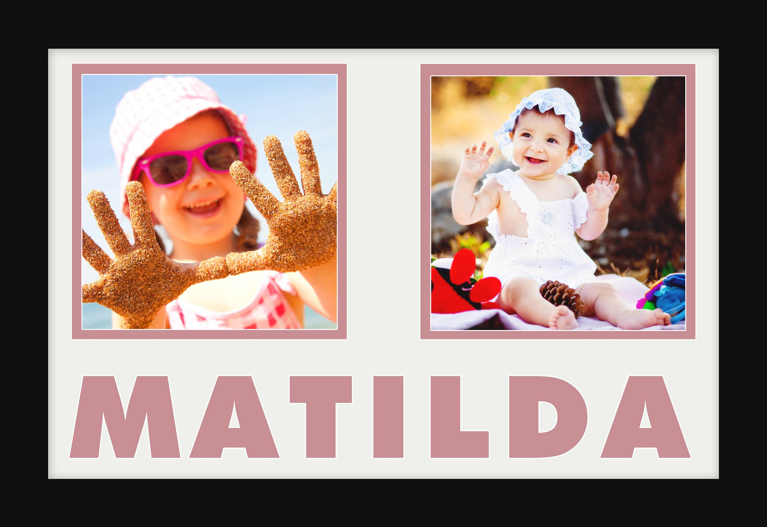 Design by BGA Matilda - 2 Bilder