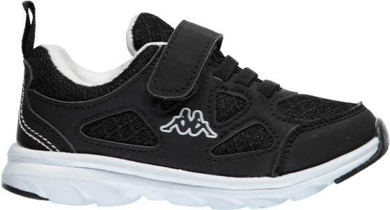 Kappa So Run F Run Inf Tennarit BLACK/WHITE (Sizes: 24)