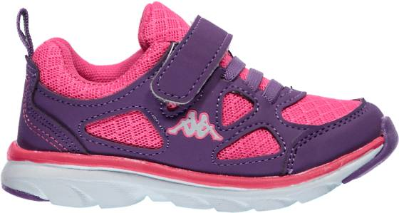 Kappa So Run F Run Inf Tennarit LILAC/PINK (Sizes: 26)