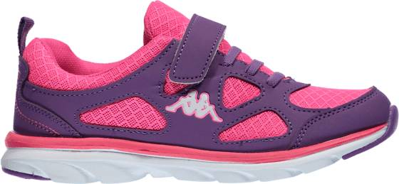 Kappa So Run F Run Jr Tennarit LILAC/PINK (Sizes: 31)