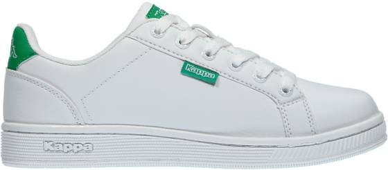Kappa So Steen Zooms M Tennarit WHITE/GREEN (Sizes: 37)