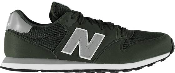 New Balance So 500 M Tennarit FOREST GREEN/GREY (Sizes: UK 7.5)