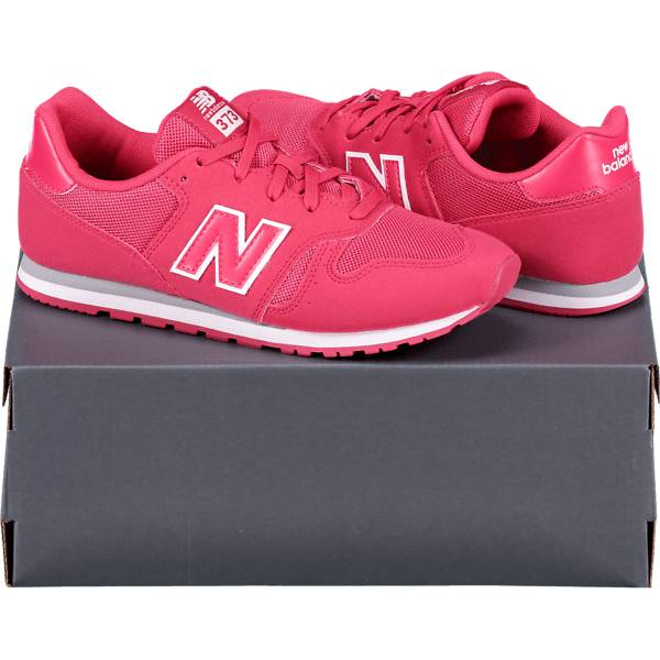 New Balance So Kj373y Jr Tennarit PINK/WHITE (Sizes: 3)