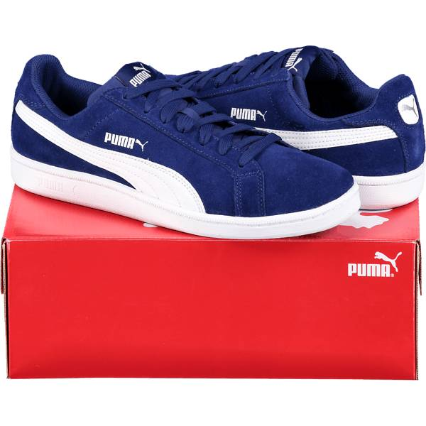 Puma Smash Sd U Tennarit BLUE (Sizes: UK 9)